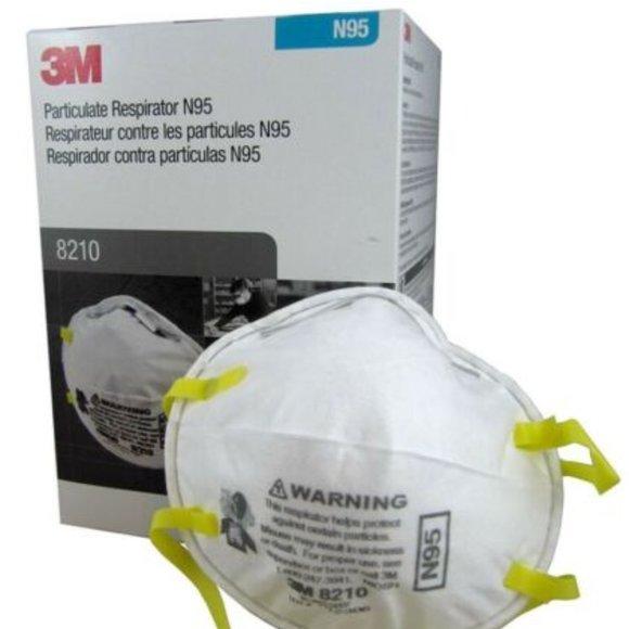 3m n95 mask 20 pack